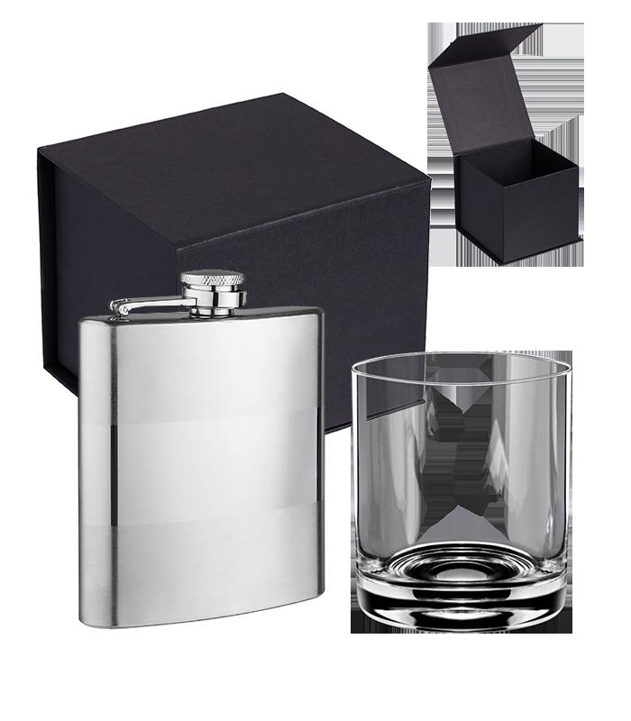 подарочные наборы со стаканом для виски