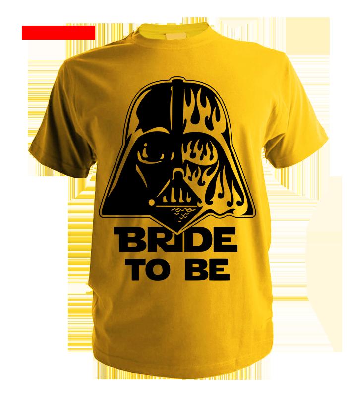 Футболка  Bride to be...