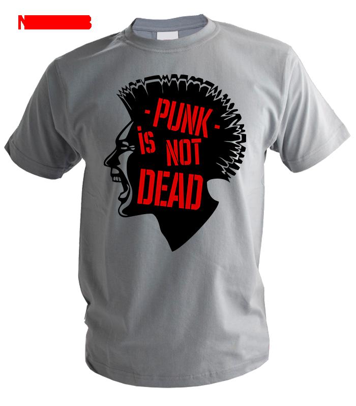 Футболка Punk is not dead