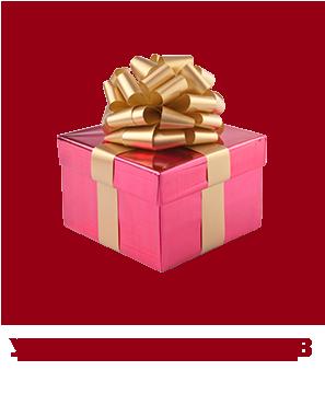 Упаковка подарков спб в приморском районе 31