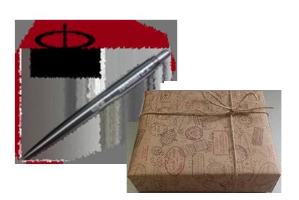 при заказе онлайн дизайнерская упаковка в подарок